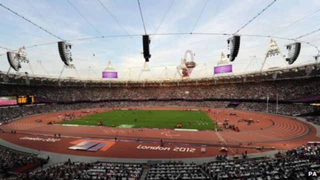 London 2012 Olympics 'have boosted UK economy by £9.9bn'