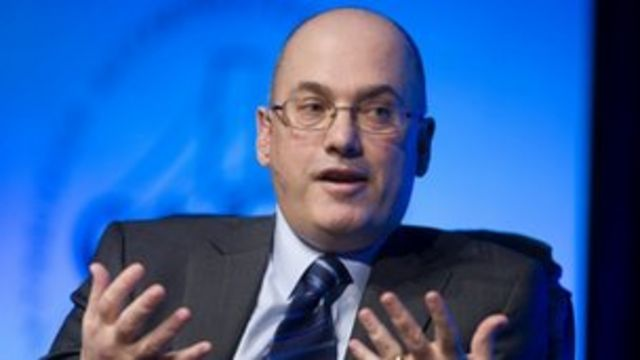 Hedge fund founder Steven Cohen charged over 'insider trading'