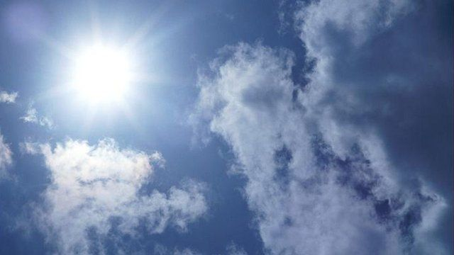 Fair Isle: 'We wouldn't mind the sunshine' - BBC News