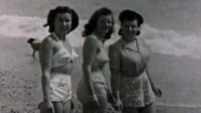 Bathers in Brighton