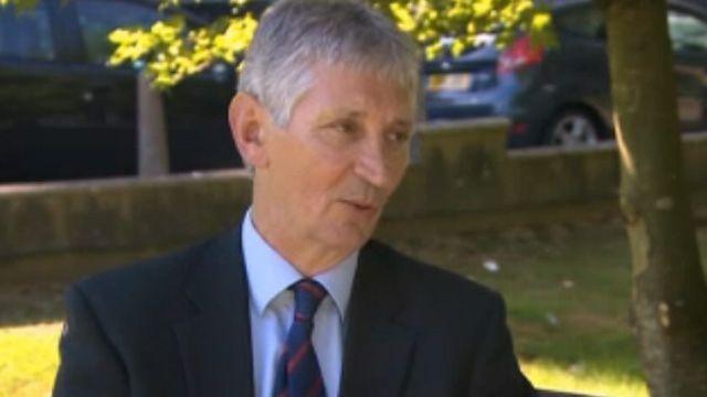 Colin Ferguson, Royal College of Surgeons