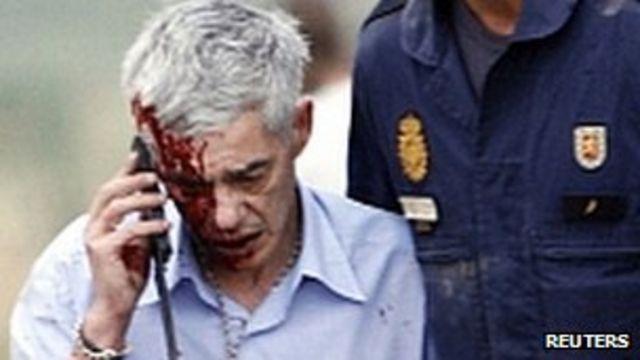 Spain train crash: Driver Garzon provisionally charged