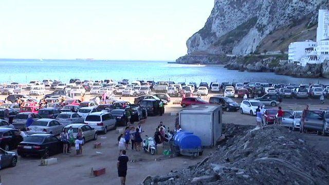 Gibraltar queues