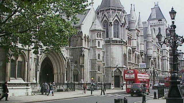 Law Courts in the Strand