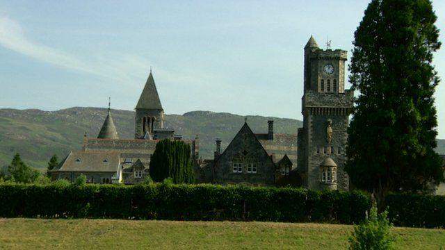Fort Augustus Abbey School