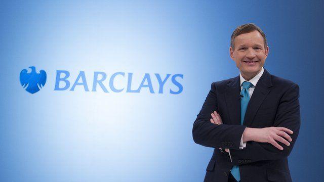 Barclays' chief executive, Anthony Jenkins