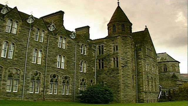 Fort Augustus Abbey school