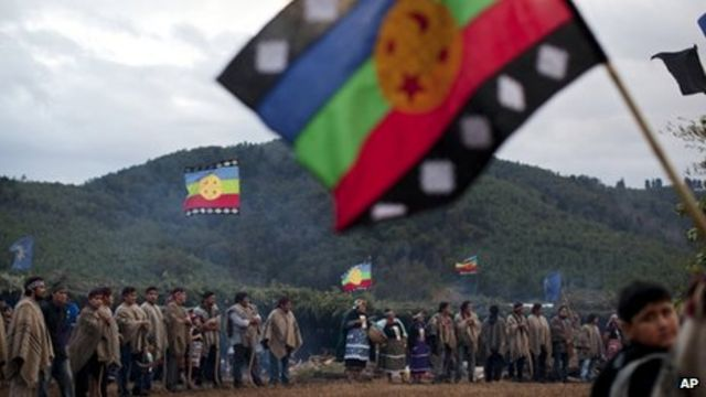 UN criticises Chile for using terror law on Mapuche
