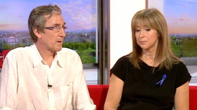 Mark Saville and Cheryl Porter