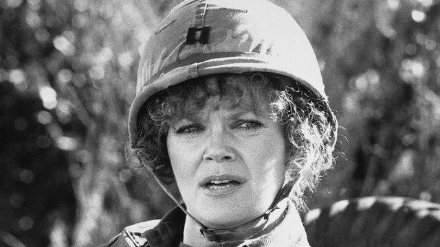 Eileen Brennan in Private Benjamin
