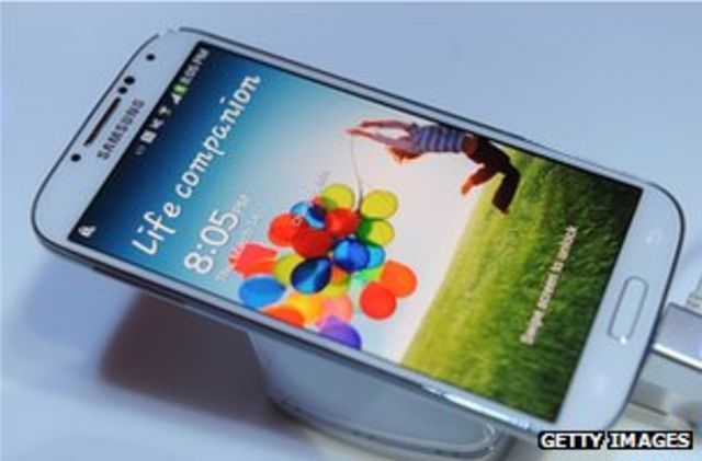 Samsung denies Galaxy S4 is designed to trick tests