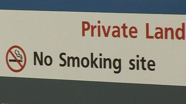 Oxfordshire hospitals plan smoking shelters