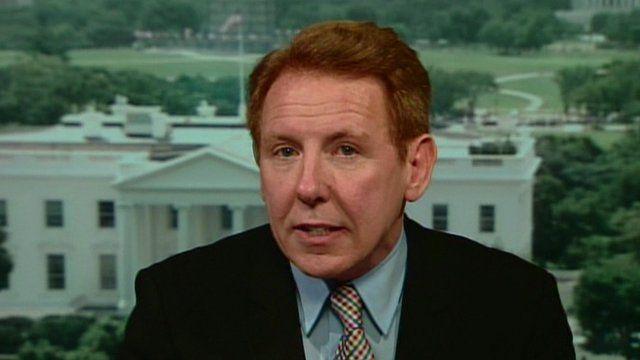 BBC Washington Correspondent David Willis