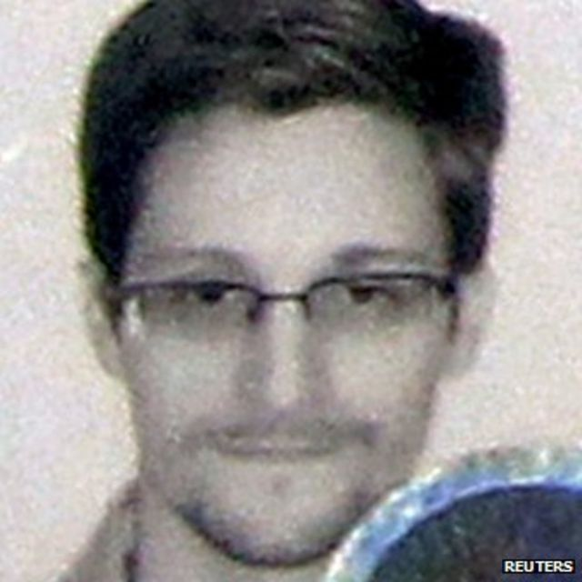 NSA spy leaks: US denounces Snowden's Russian asylum