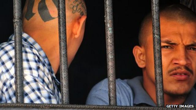 Prisons in Honduras are 'in control of inmates'