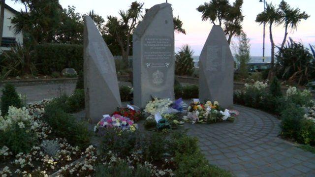 Summerland fire memorial