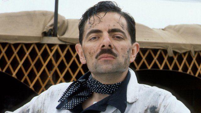Rowan Atkinson as Sir Henry Birkin