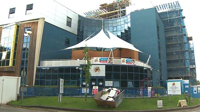 Noah's Ark Children's Hospital