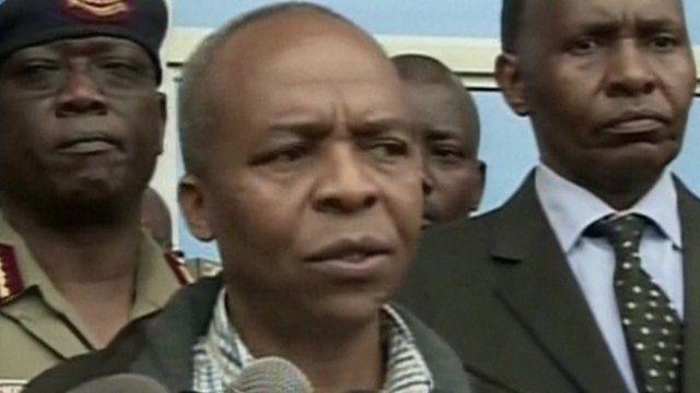 Michael Kamau