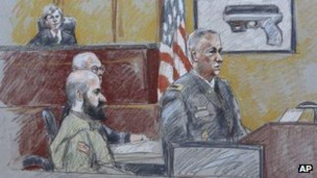 Fort Hood gunman Nidal Hasan 'wants execution' - lawyer