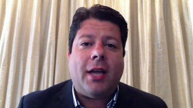 Gibraltar First Minister Fabian Picardo