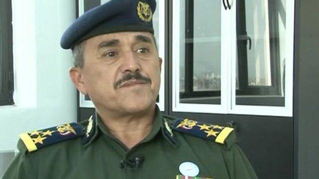 Brigadier General Mohammed al-Qaedi