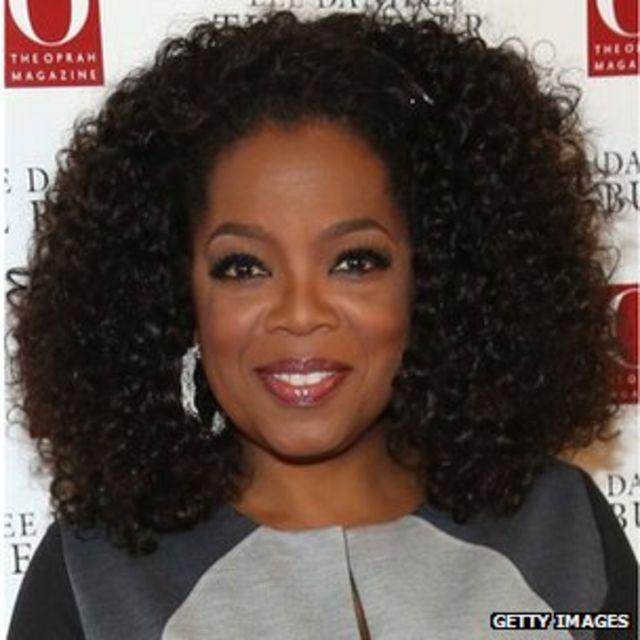Oprah Winfrey 'was victim of racism' in Switzerland