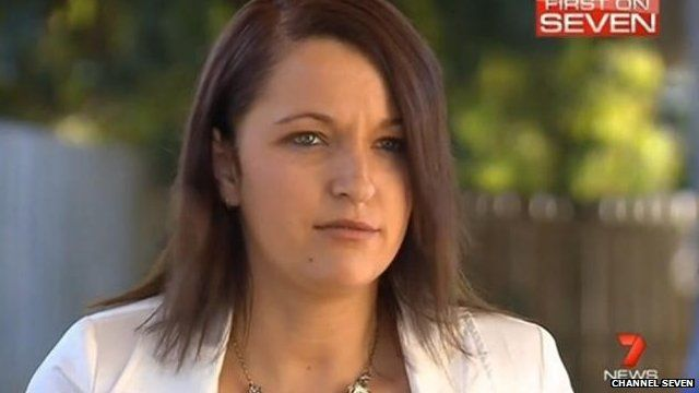 Stephanie Banister interviewed on Channel Seven, 7 August 2013