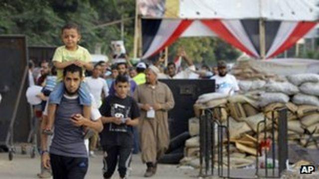 Egypt crisis: Morsi's party criticises al-Azhar mediation