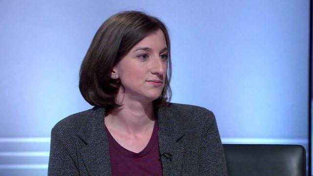 Sarah Crown, editor of parenting website Mumsnet