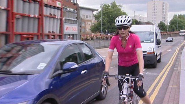 Cycling in Birmingham