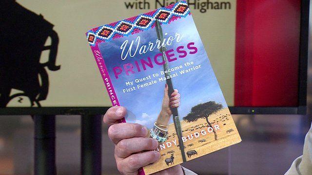 Book cover for Warrior Princess