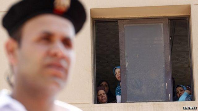 Egypt crisis: UN Security Council demands 'restraint'