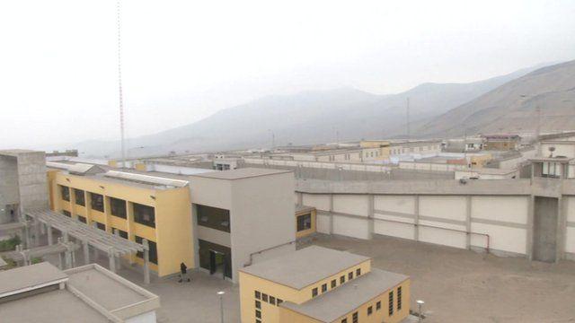 Ancon 2 prison