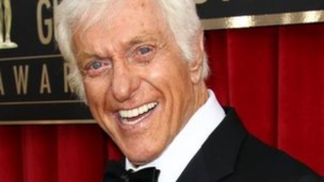 US actor Dick Van Dyke pulled from burning car