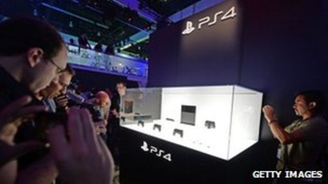 Sony names PlayStation 4 launch dates