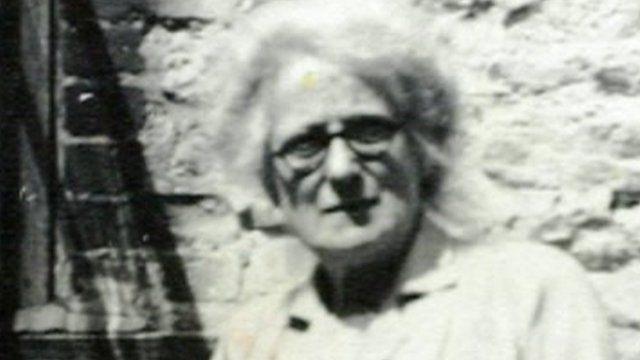 Mabel Stranks