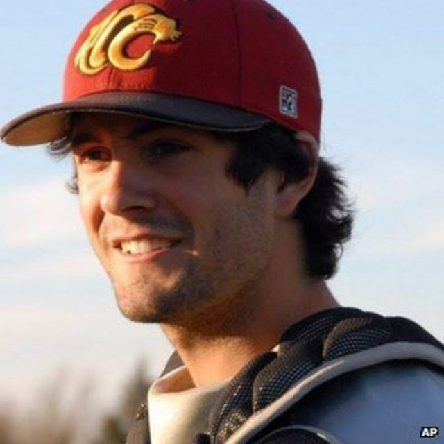 Three teens charged in Australian Christopher Lane's death