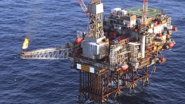 'Worrying' decline in oil and gas production