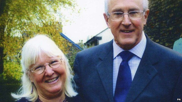 Maureen and Alan Greaves