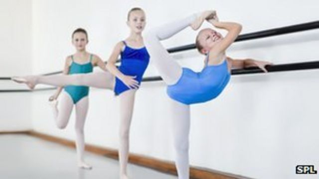 Children and exercise - the inactivity time bomb