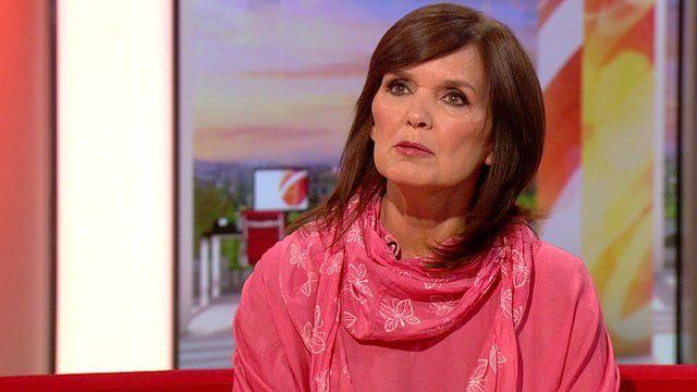 Maureen Nolan told BBC Breakfast her sister Bernie had planned on having a  big funeral