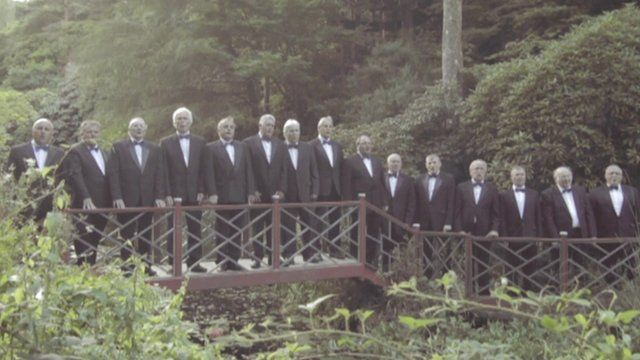 The Brythoniaid Male Voice Choir