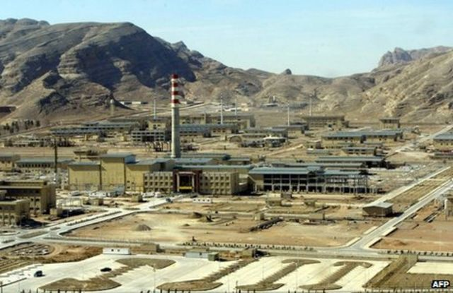 Iran nuclear: 'Uranium shoe' man arrested in US