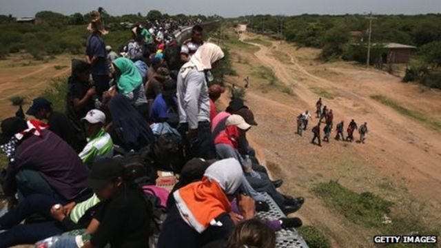 Deadly Mexico train derailment blamed on stolen nails