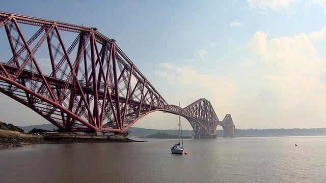 The Forth Bridge