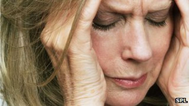 Migraine sufferers' brains 'show structural differences'