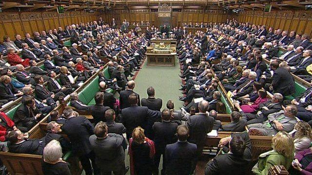 Parliament in session (generic)