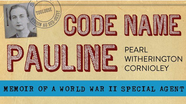 book cover of Code Name Pauline