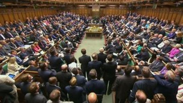 Syria crisis: Northern Ireland MPs vote against UK military action